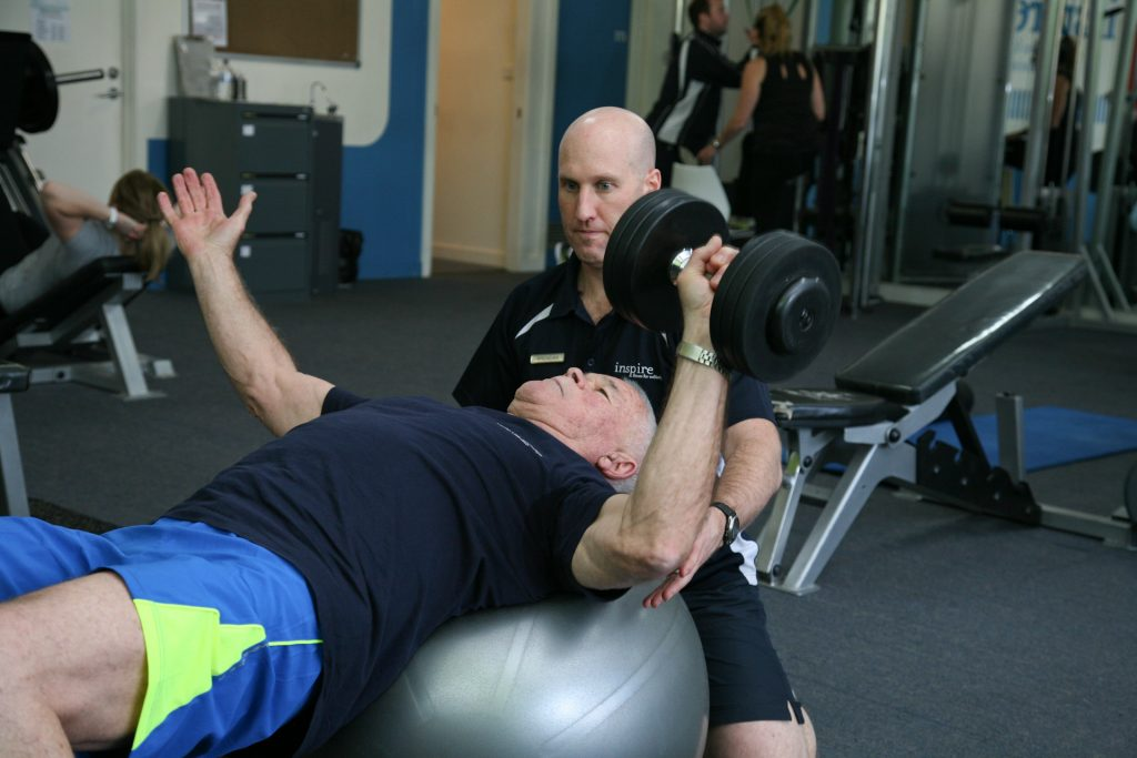 Strength Training at Inspire Fitness